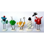 Pixi MINI : Héros de BD Shadok ( 5 figurines )