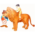 Pixi WINDSOR MAC CAY : Little Nemo Little Nemo sur le lion et Flip