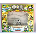Pixi WALT DISNEY Disney Memory Steamboat Willy ( grande boîte )
