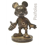 Pixi WALT DISNEY Mickey Mouse 1950 Bronze