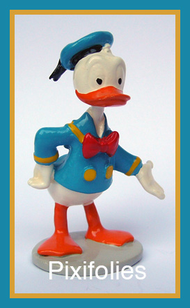 Pixi WALT DISNEY Donald Duck