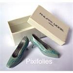 Pixi MODE : Chaussures / Chapeaux Philippe Model
