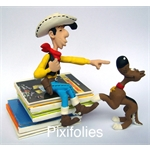 Pixi PILES ET FACES Lucky Luke & Rantanplan