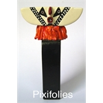 Pixi ART AFRICAIN Masque papillon Do