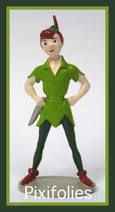 Pixi WALT DISNEY Peter Pan
