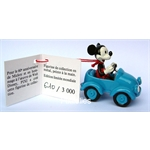 Pixi WALT DISNEY Mickey voiture