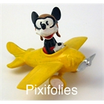 Pixi WALT DISNEY Mickey avion