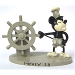 Pixi WALT DISNEY Steamboot Willie mono socle