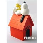 SCHULTZ : Snoopy / Résine