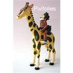 Pixi WINDSOR MAC CAY : Little Nemo Zulu sur la girafe
