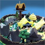 UDERZO : Mini & Village Astérix