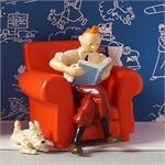 HERGÉ : Tintin série N°2