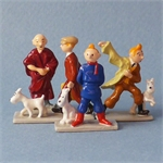 HERGÉ : Mini / 1ère Collection Pixi