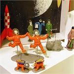 HERGÉ : Tintin série N°1 Intermédiaire