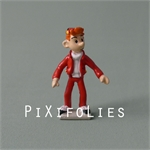 Pixi FRANQUIN : Mini Spirou groom