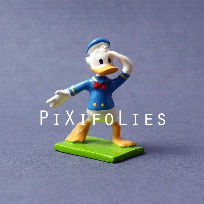 Pixi WALT DISNEY : Mini Donald Duck