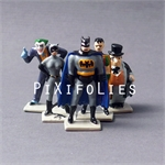 Pixi MINI : Héros de BD Super Heros ( 5 figurines)