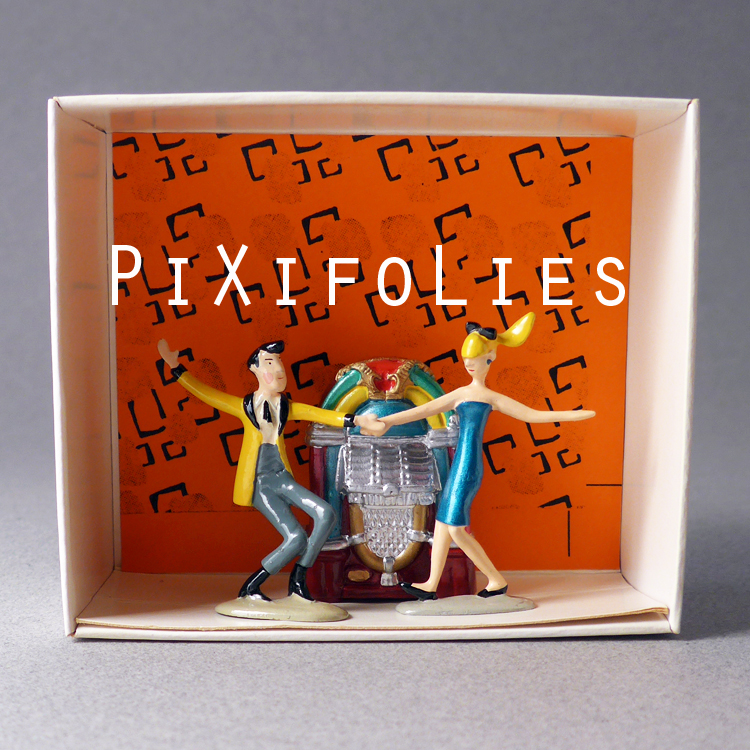 Pixi NOTRE SIECLE : Les Fifties Rock n'Roll